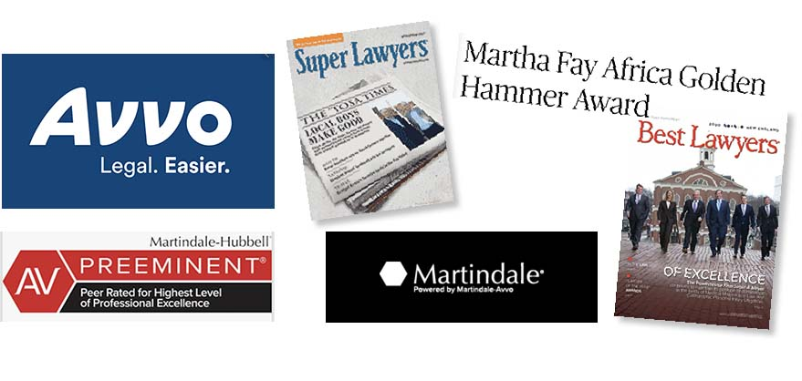 Legal Awards for Law Firms