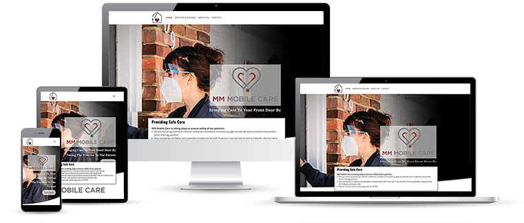 MM Mobile Care site